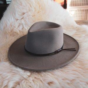 Stetson Bozeman Hat in Mushroom